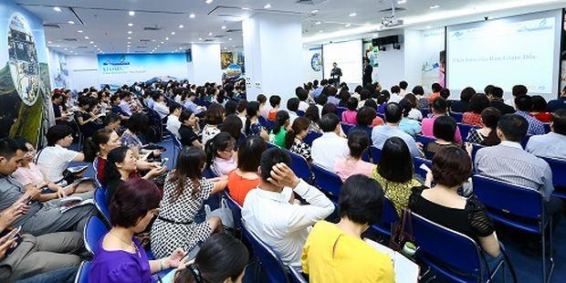 sinh viên lưu ý về hội thảo đa cấp