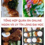 Làng Review: Tổng hợp quán ăn online Làng Đại Học Thủ Đức ngon và uy tín (phần 1)