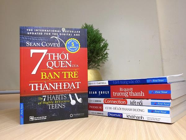 5 quyển sách sinh viên nên đọc 7 thói quen của người thành đạt