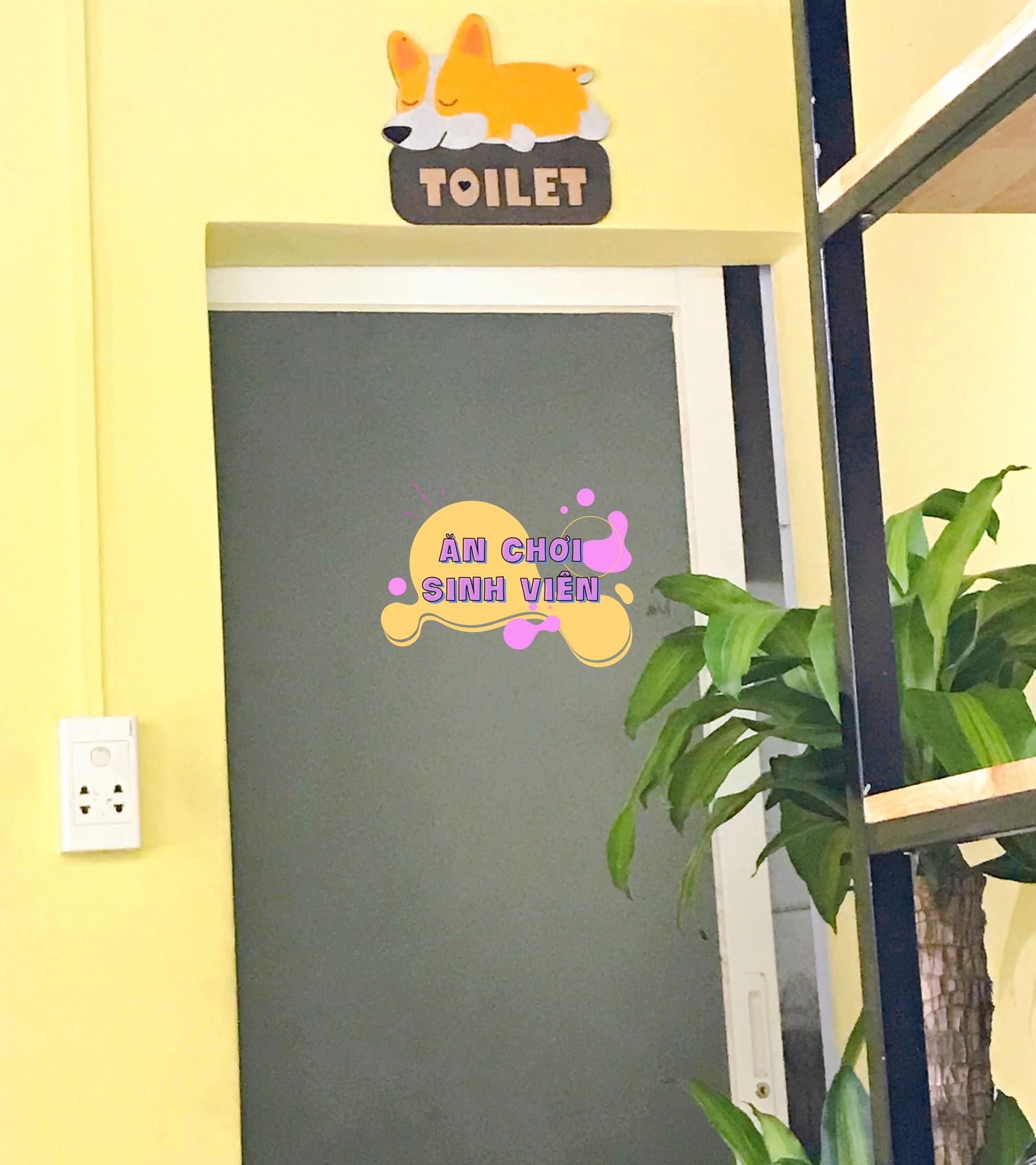sofa làng đại học toilet đáng yêu chưa