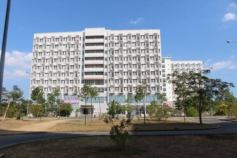 Ký túc xá làng đại học Khu A mở rộng
