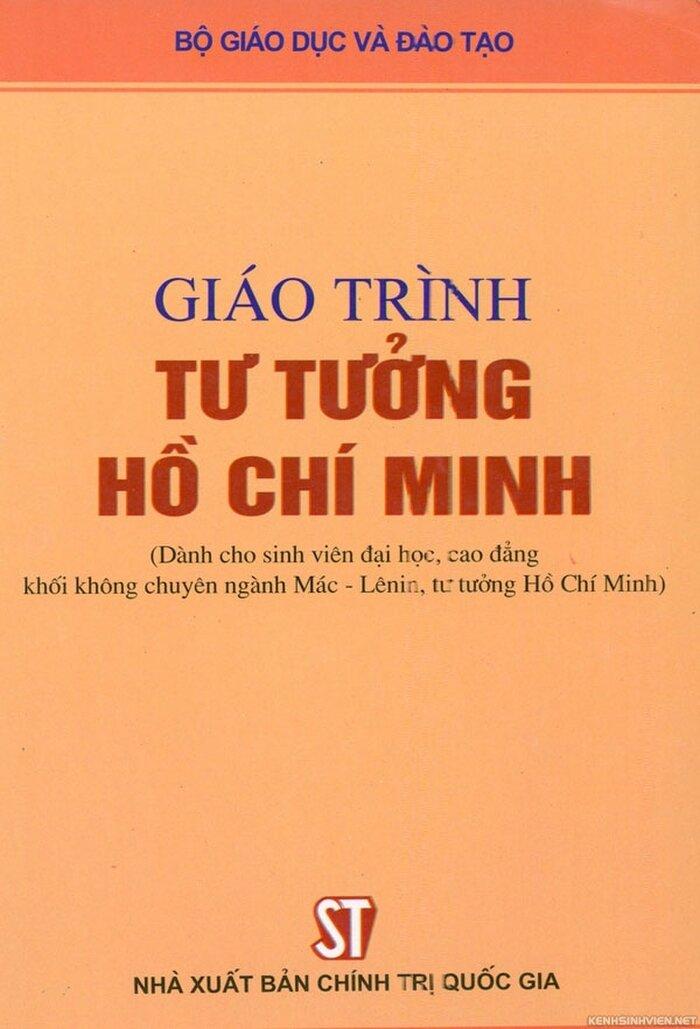 5 môn tạch cao nhất sinh viên tư tưởng Hồ Chí Minh