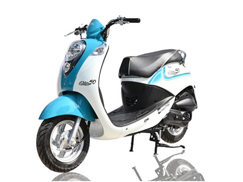 Xe máy cho sinh viên SYM Wlite