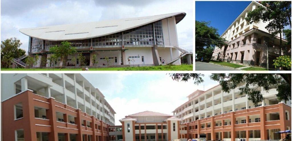 Làng Đại Học Thủ Đức Gồm Những Trường Nào