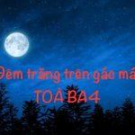 """Bí ẩn rợn người: Đêm trăng trên """"tầng áp mái"""" toà BA4"""